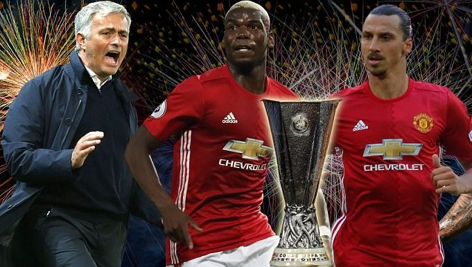 Jadwal Manchester United Europa League 2016/2017