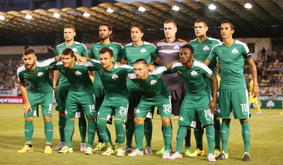 Squad Team Panathinaikos 2016/2017